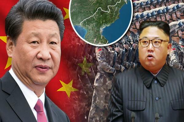 try china to deal with the threat of korea australia