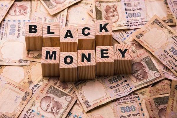 72 thousand crore black money found in 3 years  center
