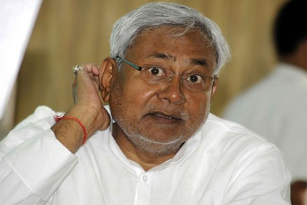 nitish shoots two arrows