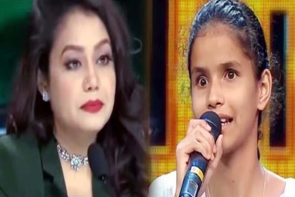 tears in neha kakkar  s eyes to hearing the himachali daughter  s song