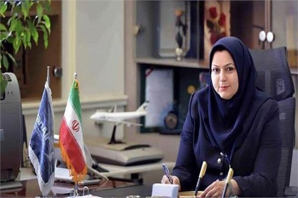 irans first woman ceo