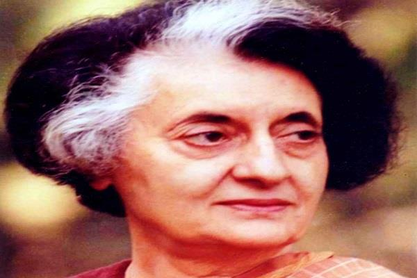 the public image of indira gandhi was quite different from her personal life