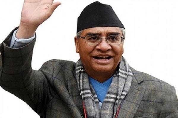 nepal prime minister sher bahadur deuba will visit india on august 23