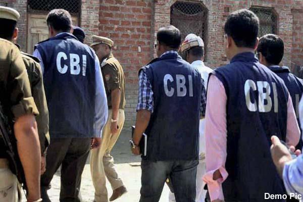 cbi questioned 3 police officers  today will presented status report in court