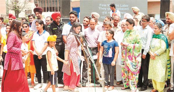 patiala to make bhiksha free