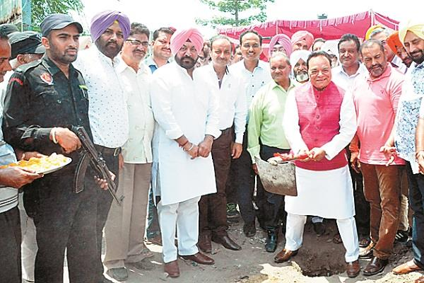 kapurthala road will now be ready in 2018 only