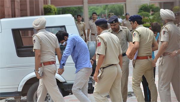 chandigarh stalking case  big disclosure  vikas barala