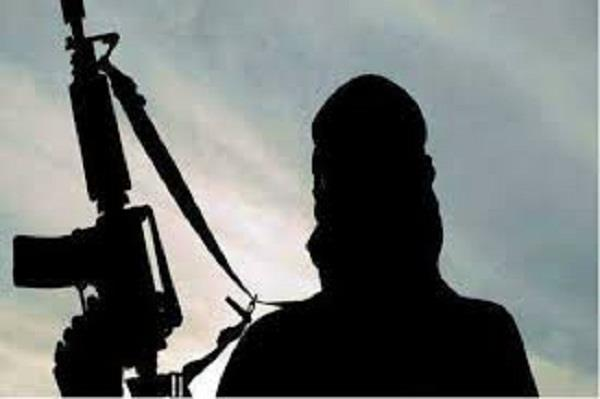 ats madhya pradesh and counter intelligence amritsar held 3 terroris in gwalior
