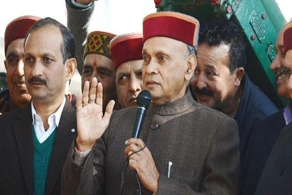 dhumal said accused to save fact tweaks getting government