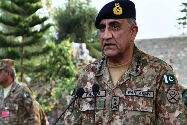pak  s debtor for china  s support to kashmir issue  general bajwa