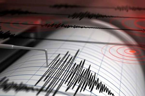 earthquake measuring 6 6 magnitude strikes off png northcoast