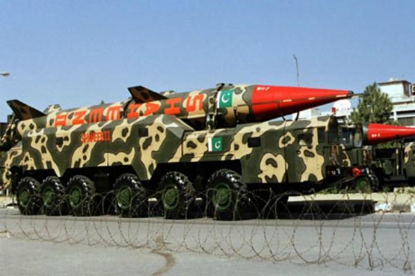 pakistan nuclear weapons baloochistan satelite images