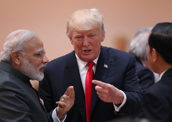 pak angry with india  s praise by trump