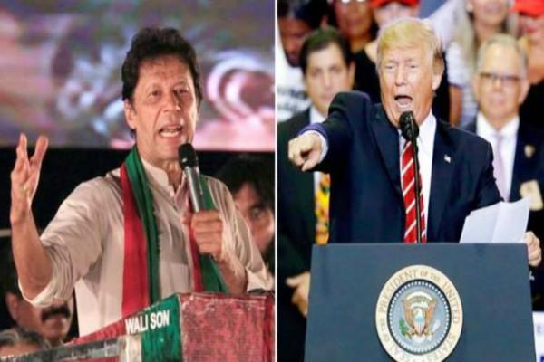 imran khan hit back donald trump on south asia policy