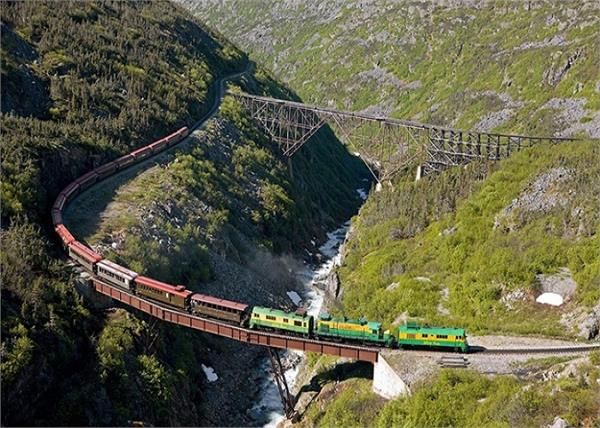 खतरनाक रेलवे रूट्स, जिनको पार कर पाना है बड़ा ही मुश्किल
