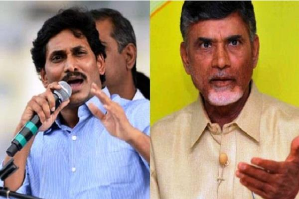 congress jaganmohan reddy chandrababu naidu