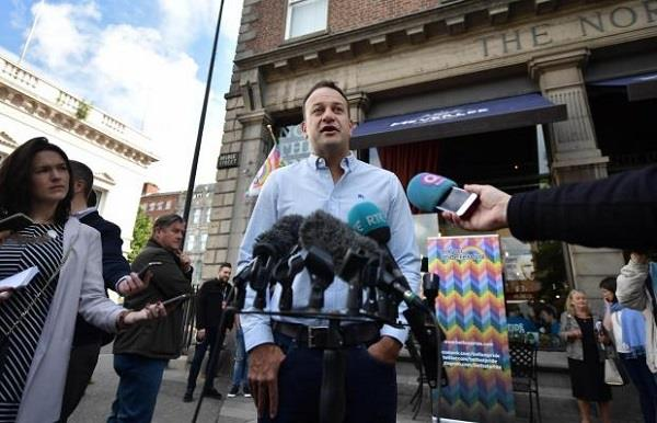 gay marriage  will  allowed in ireland