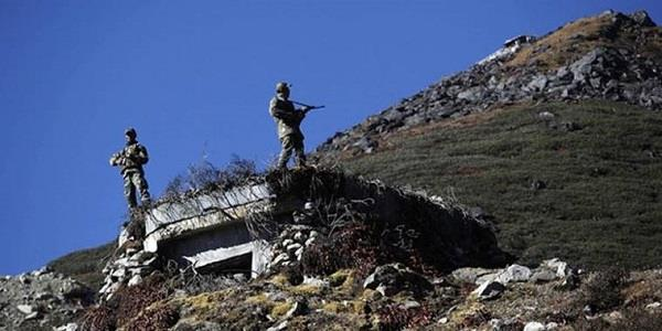 india appose chinese infiltration in ladakh