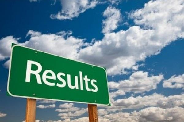 language teachers of result declared so many candidates passed exam