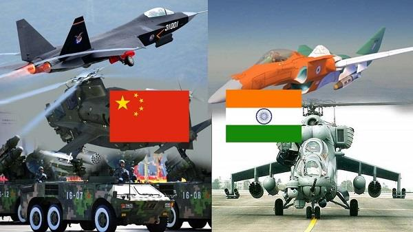 ready for war but who is better india or china