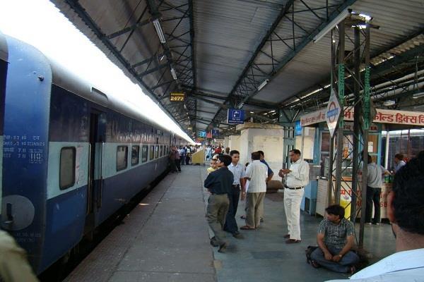 khatauli train accident ambala railway changed route of many trains