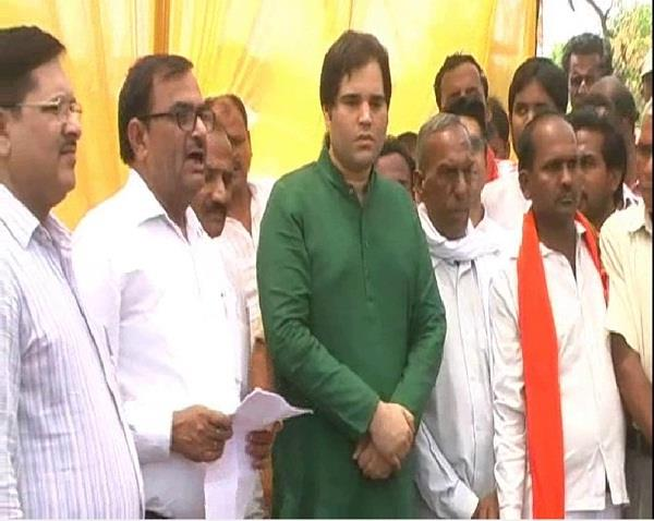 varun gandhi given 50 million to district hospital