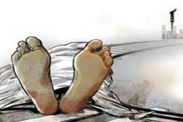 youth dies collision train kapurthala