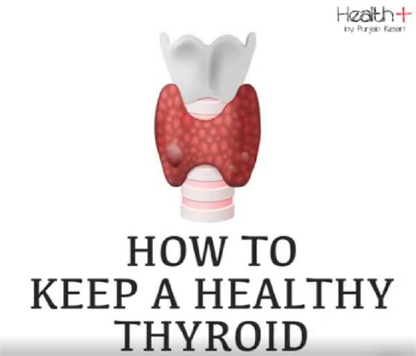 use these tips for control the thyroid