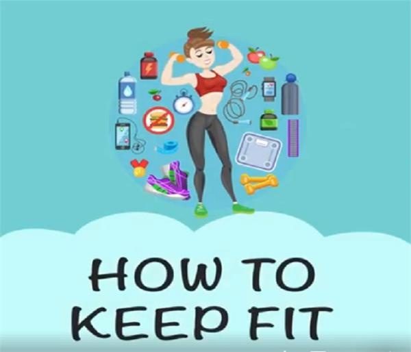 if you want to keep body fit then definitely try these tips