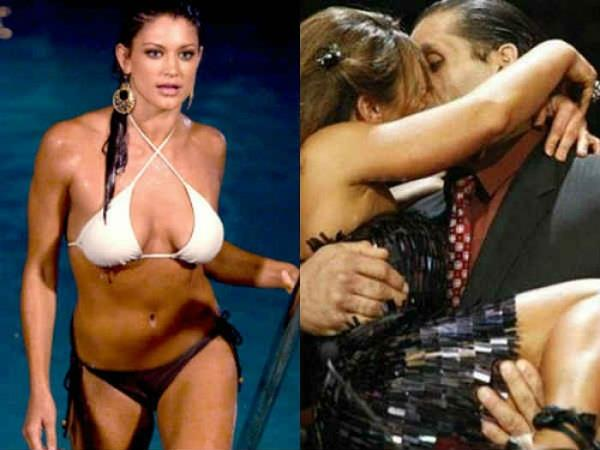 great khali was kissed eve