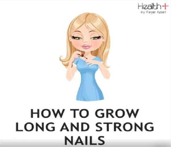 add these to the diet for long and strong nails