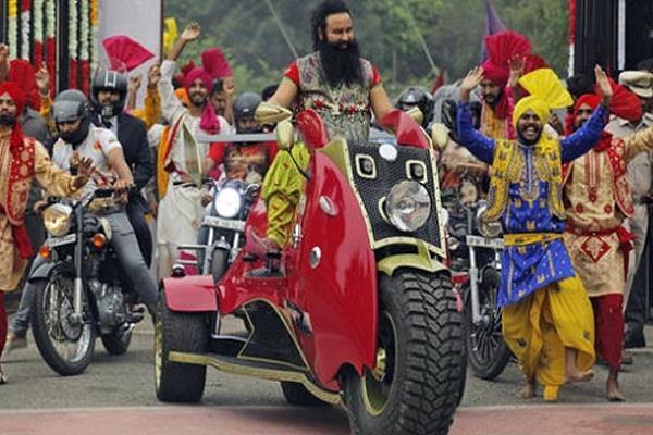swaraj india party  ram rahim  yogendra yadav  prashant bhushan