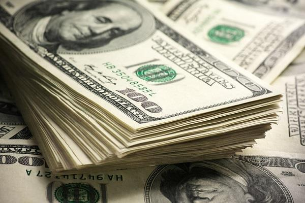 foreign exchange reserves for fourth week