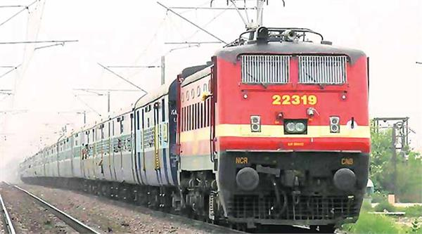 elderly death due to coming to the grip of train