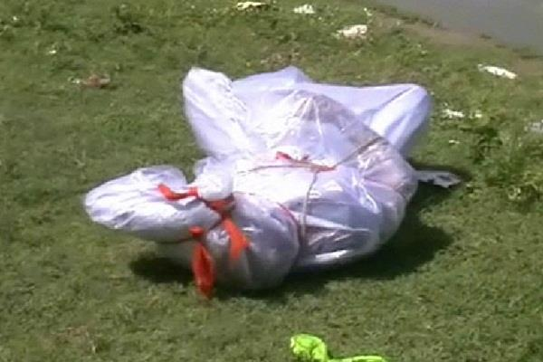 dead body found in canal