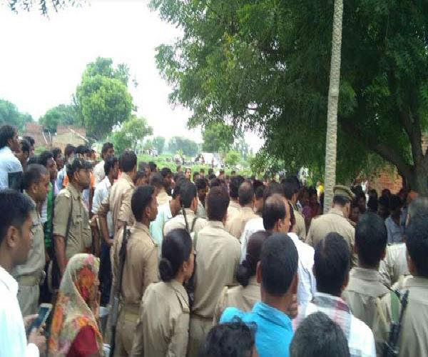 allahabad  the assassination of unknown assailants