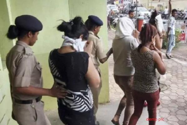 rajasthan  body trade  police