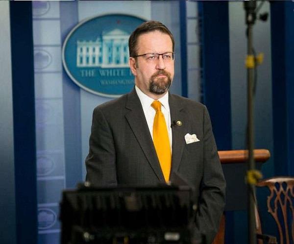 sebastian gorka   forced   out as white house adviser