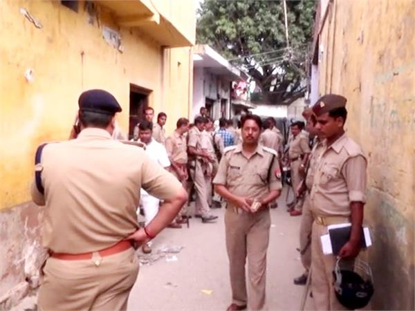police raid on illegal factories many suspects arrested