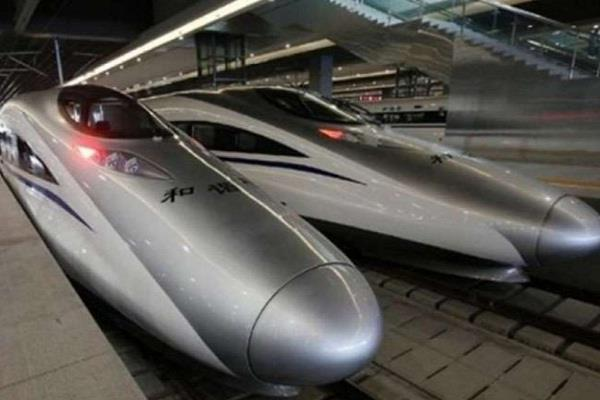 china to launch world fastest train in september