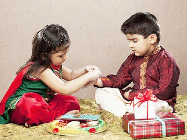 to celebrate the sacred relation of brother and sister