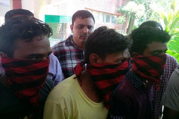 faridabad police get big success