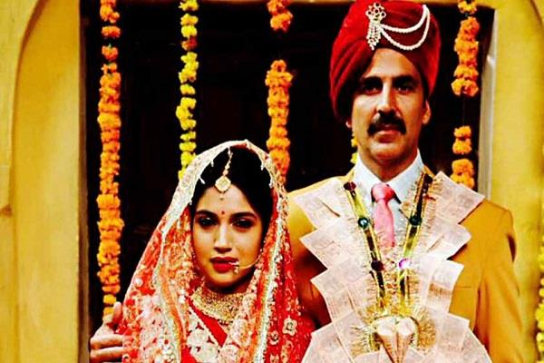 box office collection of toilet ek prem katha