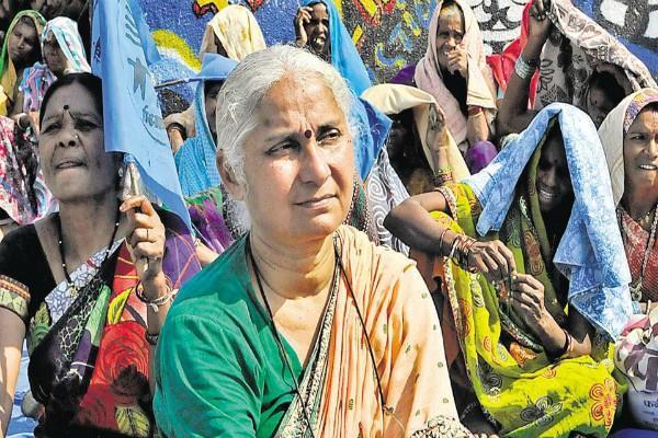 still continues hunger  medha patkar