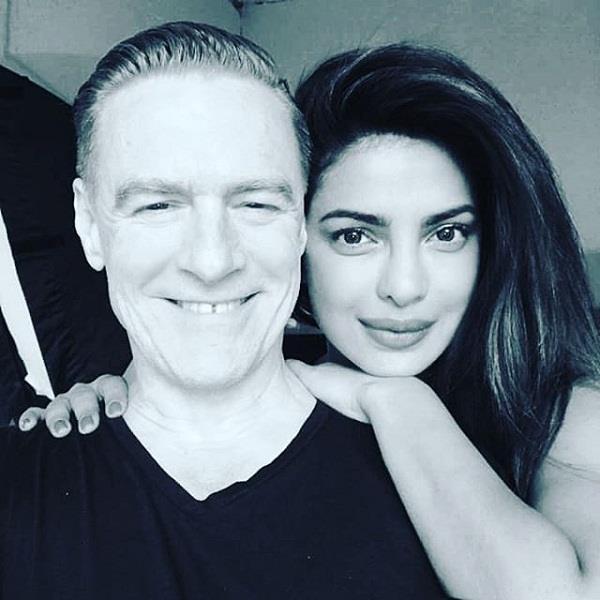 priyanka chopra with bryan adams