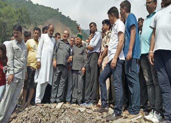 kotropi incident cm including big ministers did announced compensation