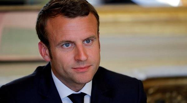 french president macron has spent 19 lakh on makeup