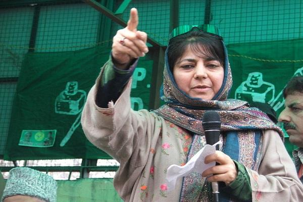 mehbooba announced an additional 10 crore rupees for lhdc leh