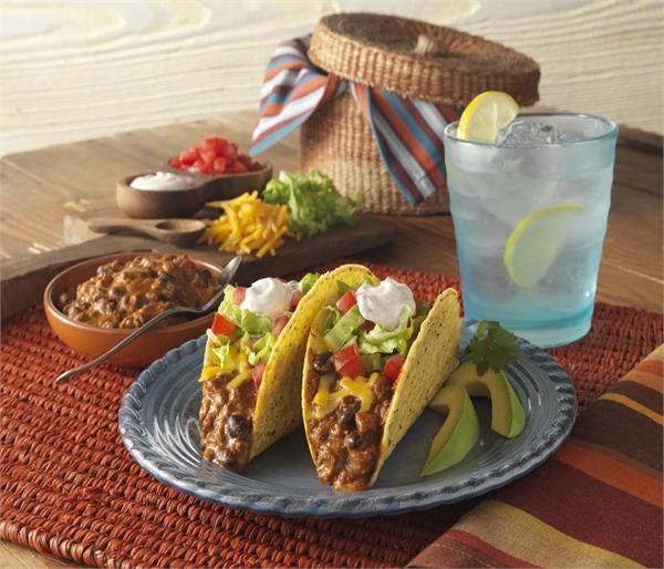 टेस्टी एंड हैल्दी Mexican Chilly Tacos