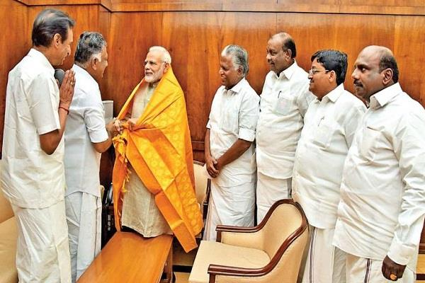 modi cabinet expansion will decide on date of joining aiadmk nda